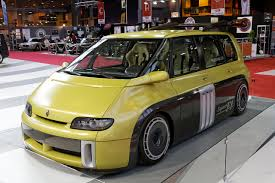 renault concept cars old concept cars renault espace f1