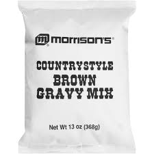 morrison u0027s countrystyle brown gravy mix 13 oz bag walmart com