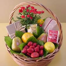bereavement gift baskets mel tea sympathy gift baskets los angeles