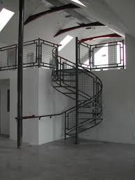 Spiral Stair Handrail Metal Spiral Staircase Stairs Design Ideas