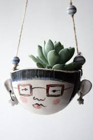 Hanging Ceramic Planter best 25 ceramic planters ideas on pinterest ceramica ceramics