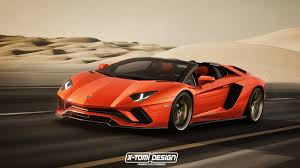 Lamborghini Aventador Features - 2018 lamborghini aventador s virtually lowers its roof in roadster