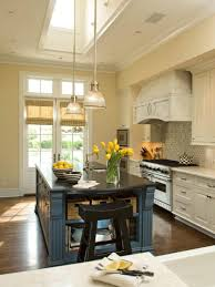 country kitchen with white cabinets design stunning french country kitchen with blue island and