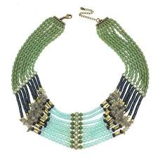 beaded collar necklace jewelry images Necklaces loxlux jewelry jpg