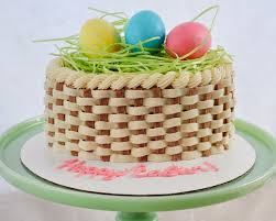 Decorating A Cake At Home 16 Best Basket Weave Cakes Images On Pinterest Basket Weaving