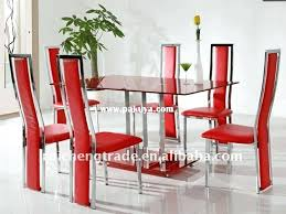 glass dining room table sets modern glass dining room sets image of circular modern glass dining
