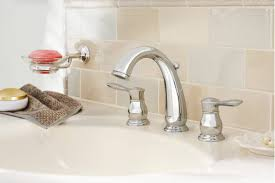 Grohe Widespread Bathroom Faucet Faucet Com 20390en0 In Brushed Nickel By Grohe