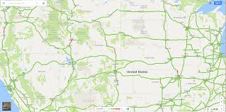 Sigalert Com Los Angeles Traffic Map by You Can Literally See The Path Of Totality On Google Maps Traffic