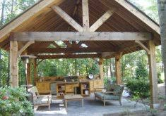 outdoor pavilion ideas luxury backyard pavilion with outdoor
