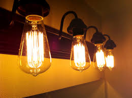 Antique Vanity Lights Home Lighting Charming Antique Looking Light Bulbs Astounding