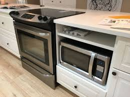how to create a kitchen island with slide in stoves u2014 home ideas