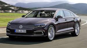 exclusive future car rendering 2016 next vw phaeton rendered but won u0027t be out soon