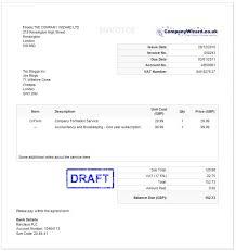 invoice template uk no vat rabitah net