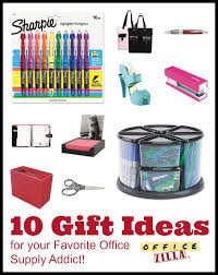 office gift ideas for office supply addicts the officezilla