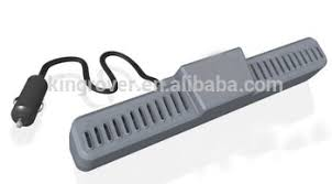 plug in car fan 150 12v ceramic car fan heater caravan portable plugin demister