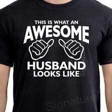 this is what an awesome husband looks like mens t shirt