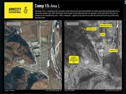 Map Of Concentration Camps North Korea New Satellite Images Show Gulag System Cnn