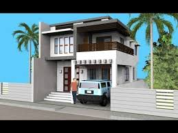 stylish inspiration simple house design for small lot area 8