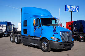 international semi truck international sleepers for sale