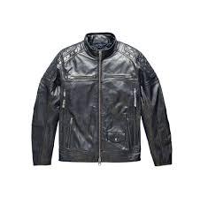 black motorcycle jacket mens harley davidson u0026reg men u0027s benson light weight leather jacket