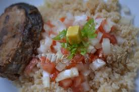 comment cuisiner le thon recette du garba attieke thon ivorian cuisine