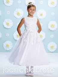 joan calabrese communion dresses joan calabrese flower os the dress wedding dresses