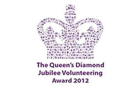 The Queen's Diamond Jubilee Volunteering Awards 2012