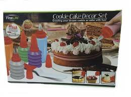 Cookie Cake Decor Set Price Review And Buy In Kuwait Kuwait City