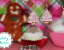 pink christmas tree etsy