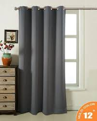 Brown Blackout Curtains Top Blackout Curtains 2017 Room Darkening Insulated Curtains U0026 More