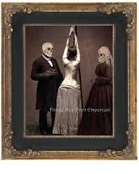 macabre home decor skeleton couple art print 8 x 10 horror dark art