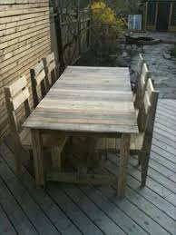 tables made from pallets 25 unique diy pallet table ideas 99 pallets pallet table meedee