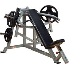 Bench Press Academy Body Solid Leverage Incline Bench Press Academy