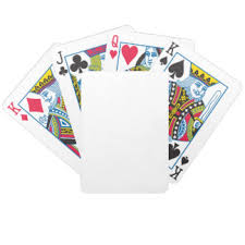 Playing Card Design Template Custom Playing Cards Personalized Playing Card Deck Make Your