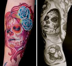 109 best sugar skull tattoos images on pinterest creative ideas