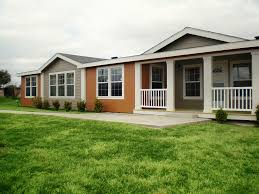 get a built in porch with one of the largest manufactured homes in