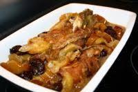 comment cuisiner la rouelle de porc rouelle de porc aux pommes pruneaux d agen et au cidre recette