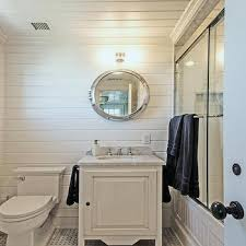 White Tongue And Groove Bathroom Furniture Groove Ceiling Design Ideas