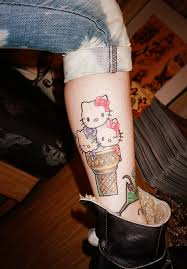25 most delicious ice cream tattoo designs you should get sheplanet