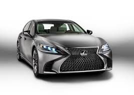 lexus brand launch update lexus ls 500h bows in geneva cars co za