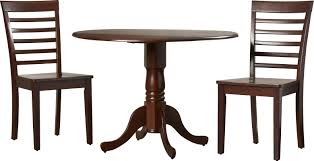 charlton home gloucester 3 piece dining set u0026 reviews wayfair