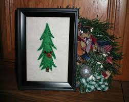 primitive christmas tree primitive christmas tree etsy
