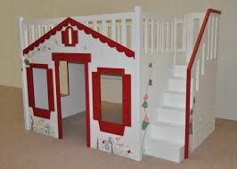 Doll House Bunk Bed Mindy Bunk Bed Custom Designed And Built By Tanglewood