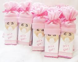 baby girl shower favors baby shower favor etsy