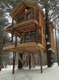 treehouse home plans decorating amazing of the best trendy tree house plans in new yo