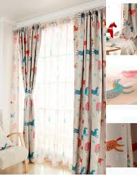 Jungle Curtains For Nursery Jungle Blackout Curtains Inspiration With Gorgeous