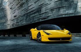 gold ferrari 458 italia ferrari friday 2011 ferrari 458 italia 21 22 modulare b1