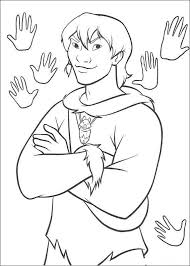 14 coloring pages brother bear images