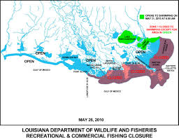 Map Of The Mississippi River Ldwf Amends Fishing Closure In Southern Portion Of Breton