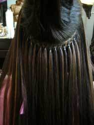 sewed in hair extensions hair extensions dye cut product stylist hair care city